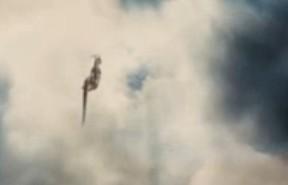 龙照片曝光,云南玉溪天空出现巨龙傲游 - 妙如 - 妙如博客 心灵家园